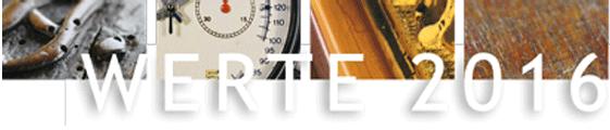 Logo WERTE2016