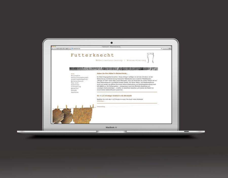 Website – Futterknecht